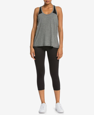 Spanx Active Crop - Black