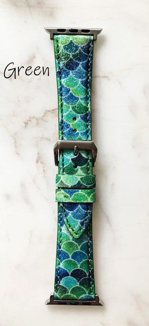 Mermaid Apple Watch Band- FINAL SALE