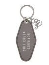 Leather Motel Keychains