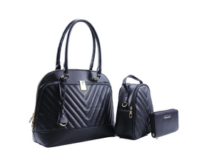 Bouijee Bee 3 PC Purse Set