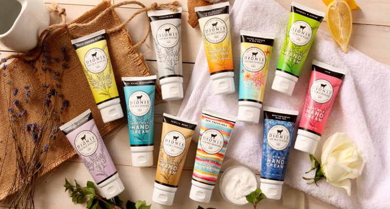 Pocket Hand Goats Milk Hand Cream