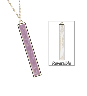 Reversible Drop Necklace