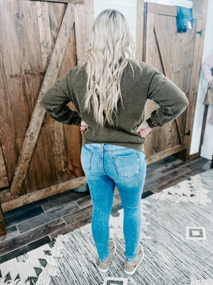 Blake Therma denim Judy Blue Jean