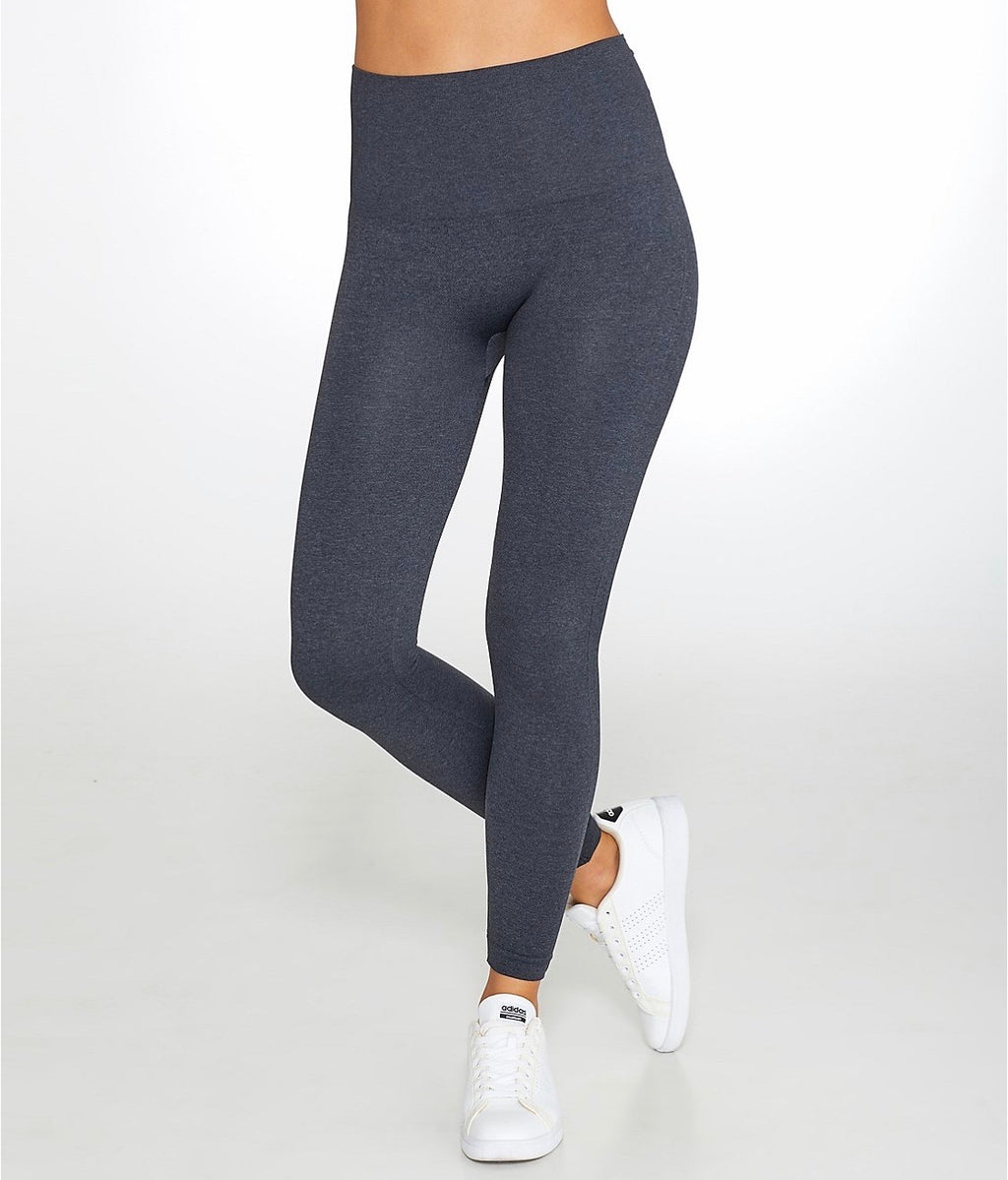 Spanx Look at me now seamless-heather grey
