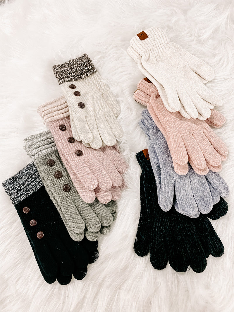 Wintertime Gloves