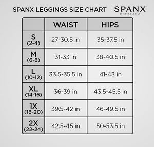 Spanx Look at me now Capri - Black