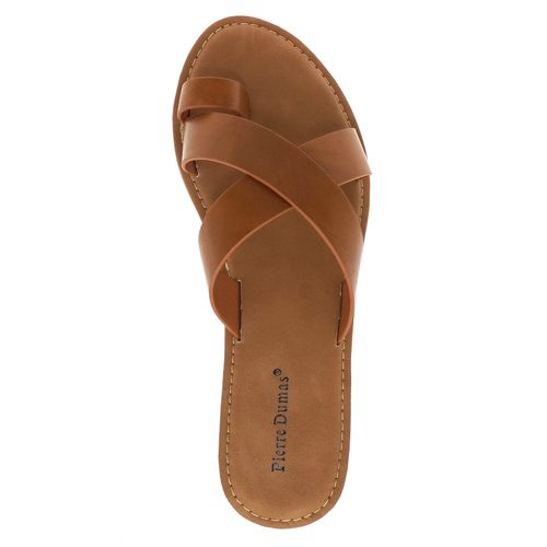 Azul Sandal - Tan - FINAL SALE
