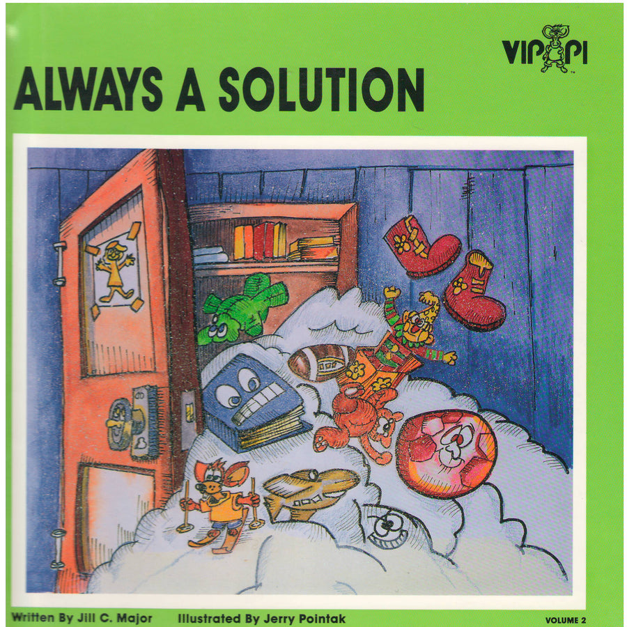 Always a Solution - ebook