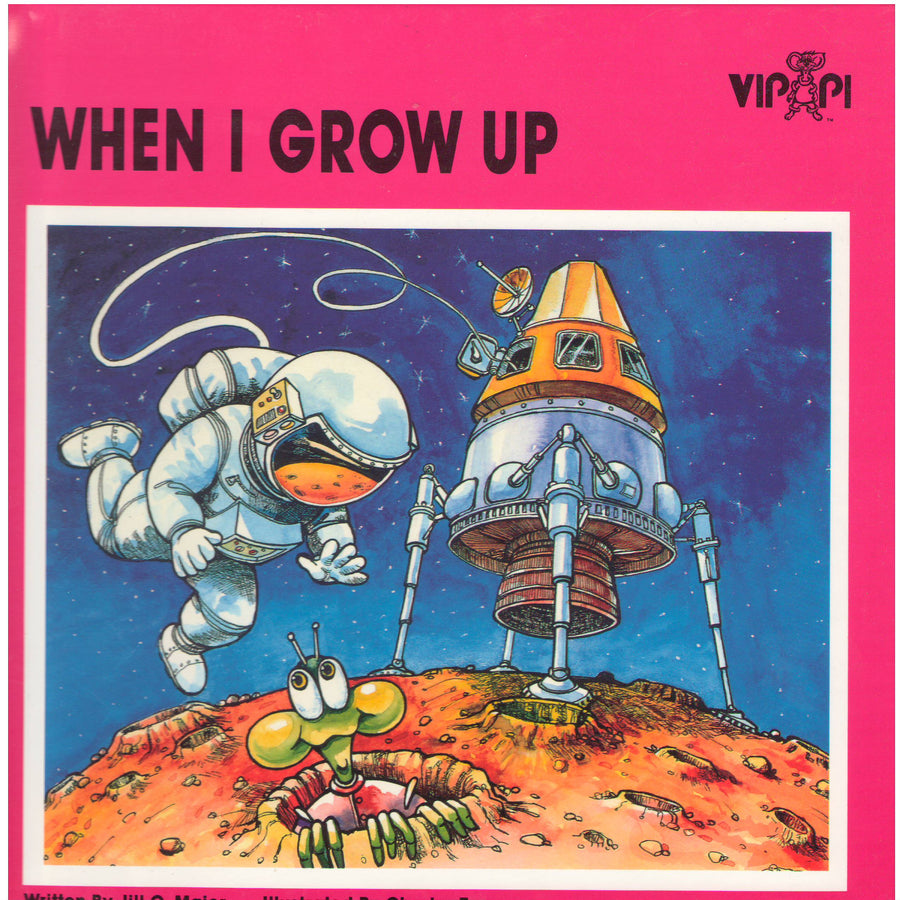 When I Grow Up - ebook
