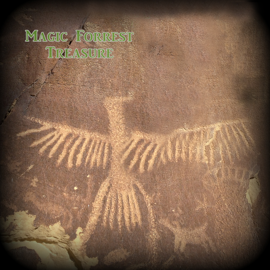 MAGIC FORREST TREASURE - song