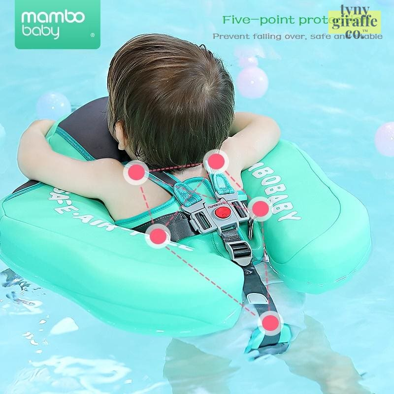 Mambo baby float - Swim Trainer For 4 months - 4 years old (6-18kg) - 200002073
