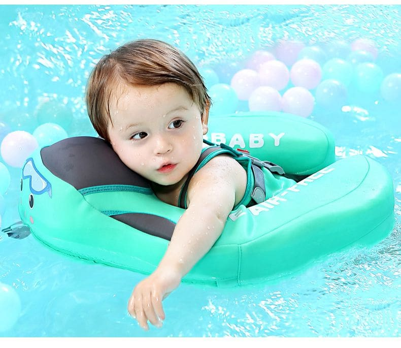 Mambo baby float - Swim Trainer For 4 months - 4 years old (6-18kg)