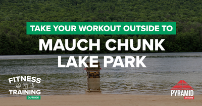 Take Your Workout Outside To: Mauch Chunk Lake Park
