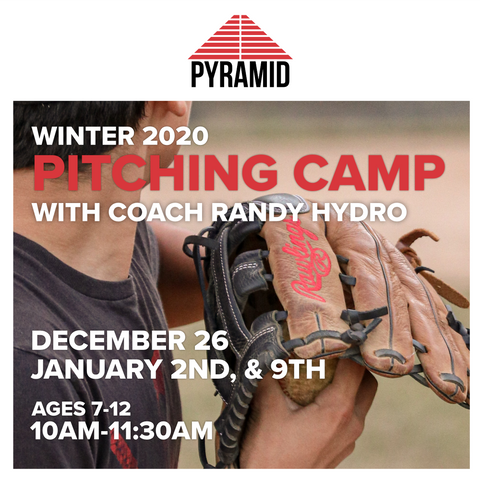 Winter 2020 Pitching Camp with Coach Randy Hydro