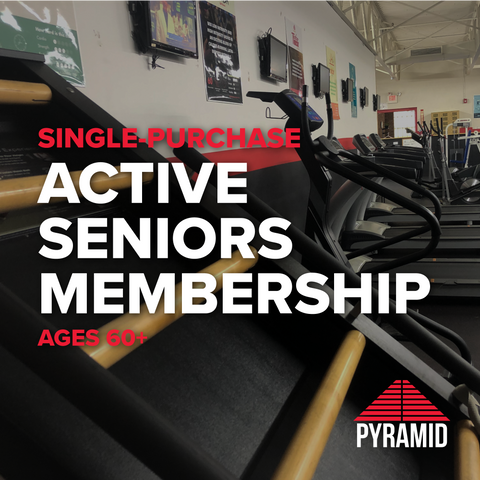 Active Seniors Membership: Single-Purchase