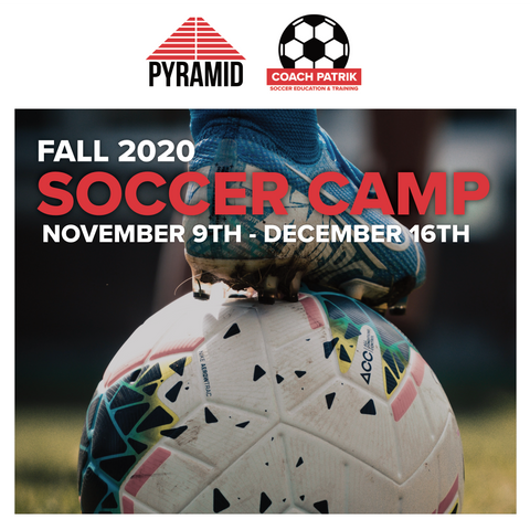 Fall 2020 Soccer Camp Ticket
