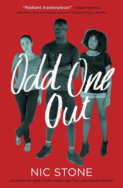Odd One Out by Stone, Nic