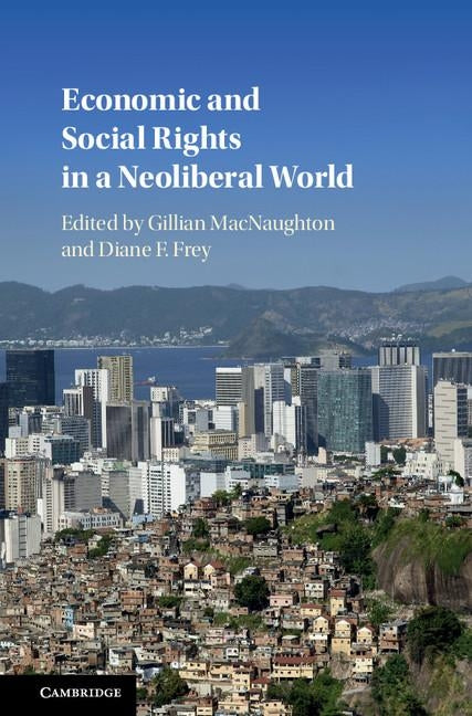 Economic and Social Rights in a Neoliberal World by Macnaughton, Gillian