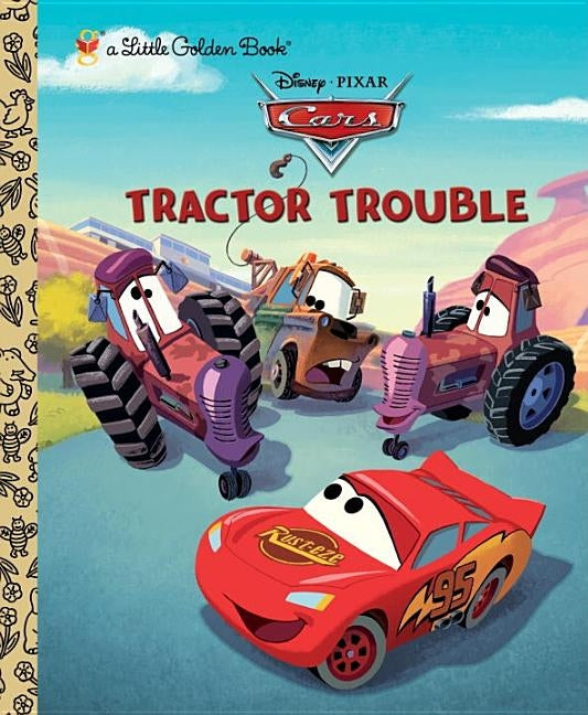 Tractor Trouble by Berrios, Frank