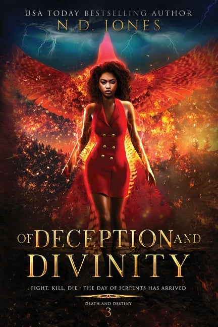 Of Deception and Divinity by Jones, N. D.