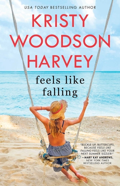 Feels Like Falling by Harvey, Kristy Woodson