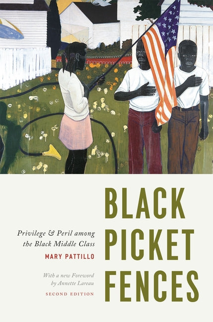 Black Picket Fences: Privilege and Peril Among the Black Middle Class by Pattillo, Mary