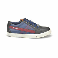 Navy Blue Men's Sneakers