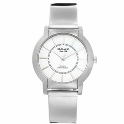 Unisex Grey Metallic Watch