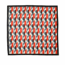 Women's Patterned Multicolor Scarf