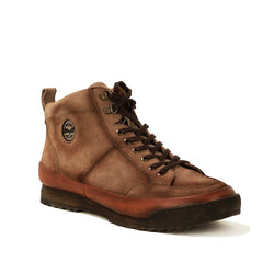 Men's Leather Suede Boots