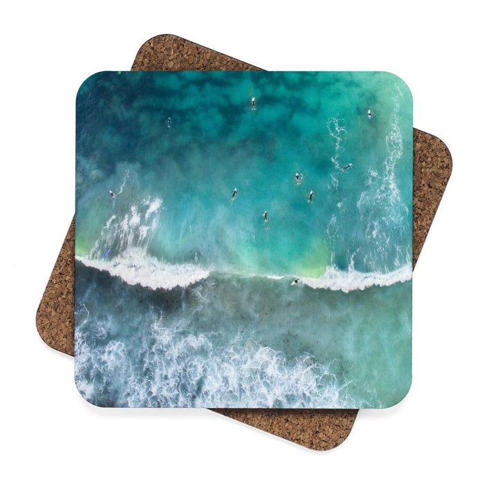 Byron Bay Premium Coasters - 4pcs