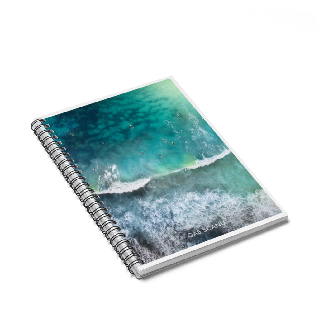 Byron Bay Notebook