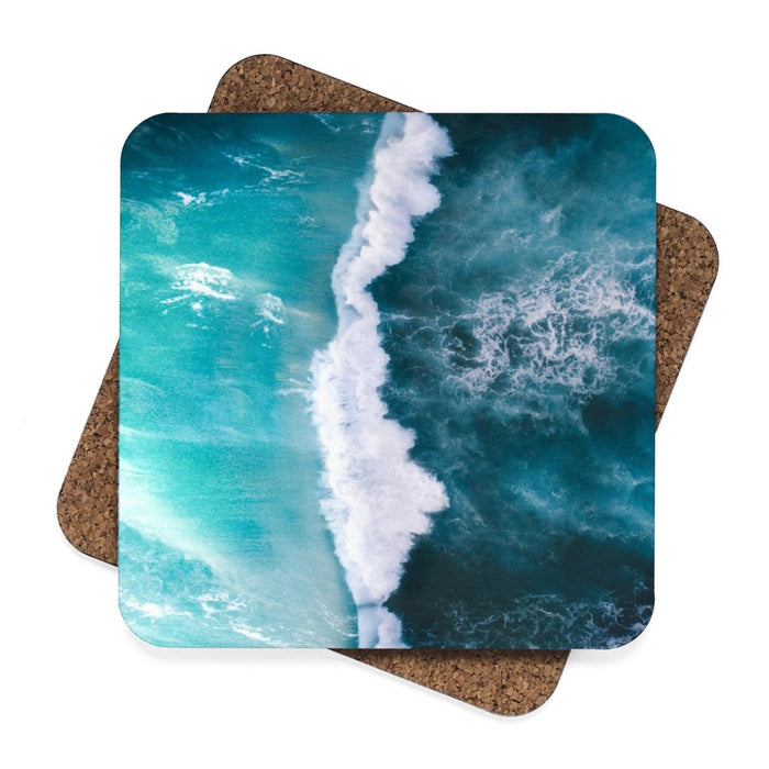 California Premium Coasters - 4pcs