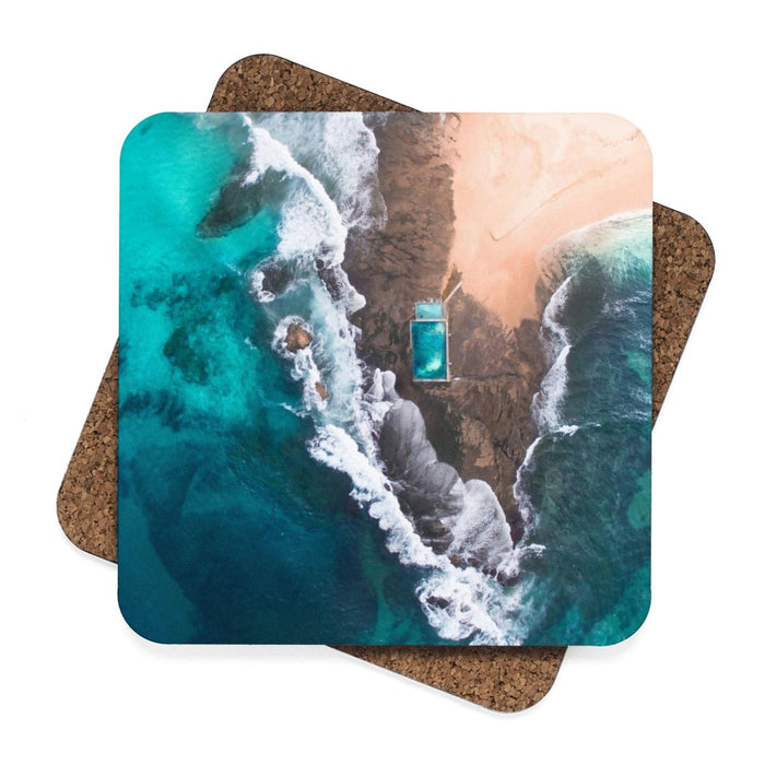 North Shore Premium Coasters - 4pcs