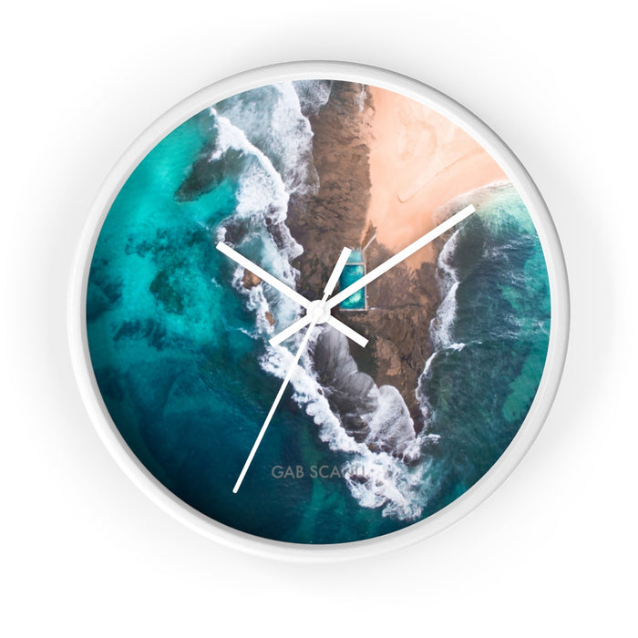 North Shore Wall clock