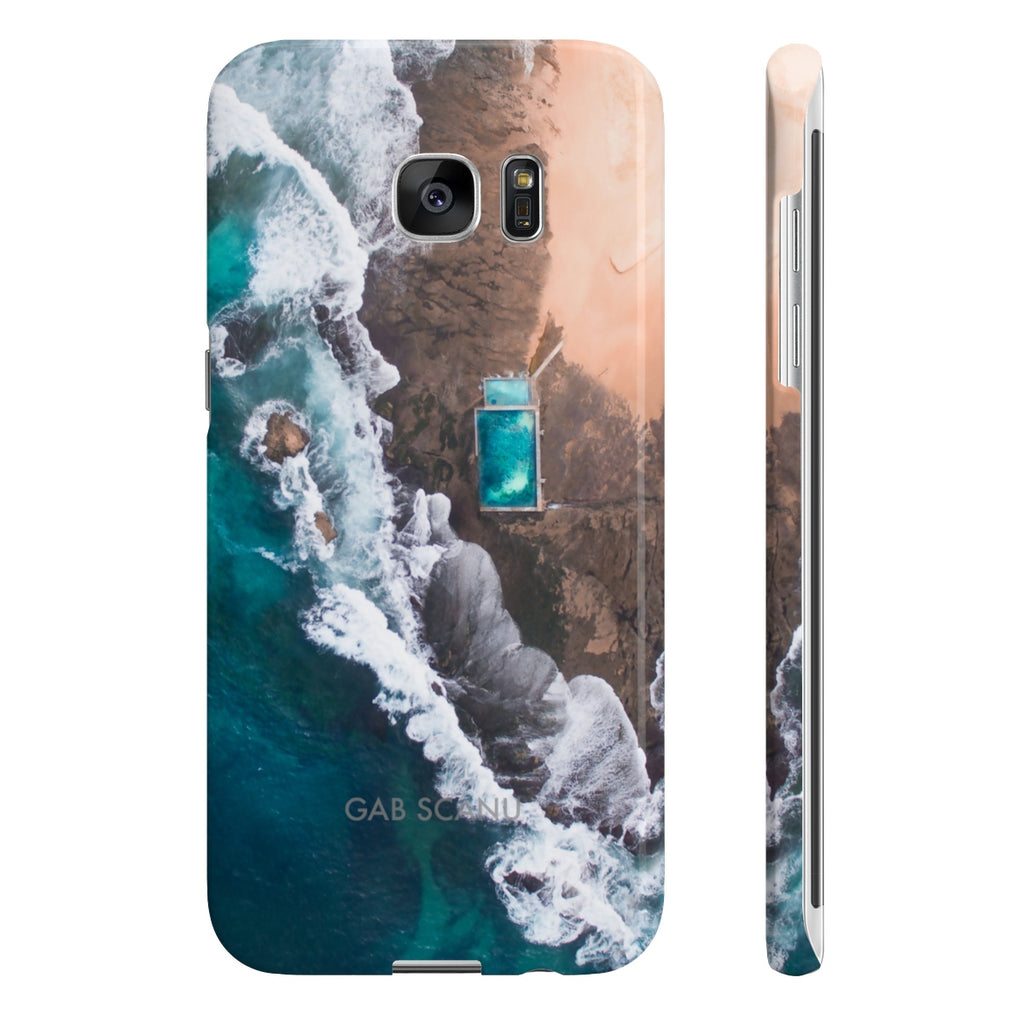 North Shore Phone Case