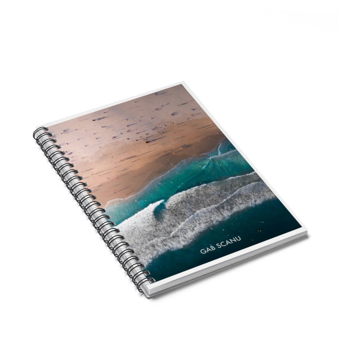 Bondi Spiral Notebook