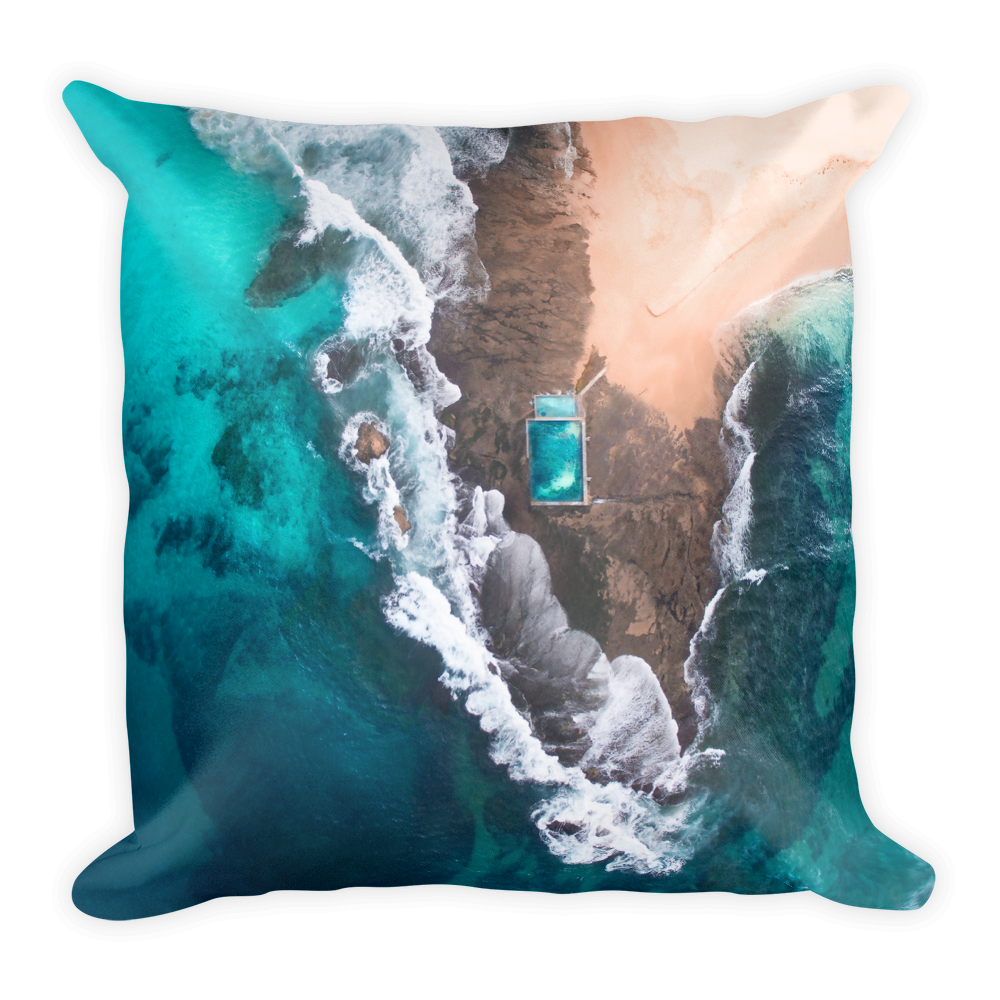 North Shore Square Pillow