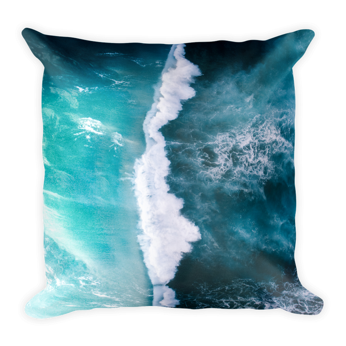 California Square Pillow