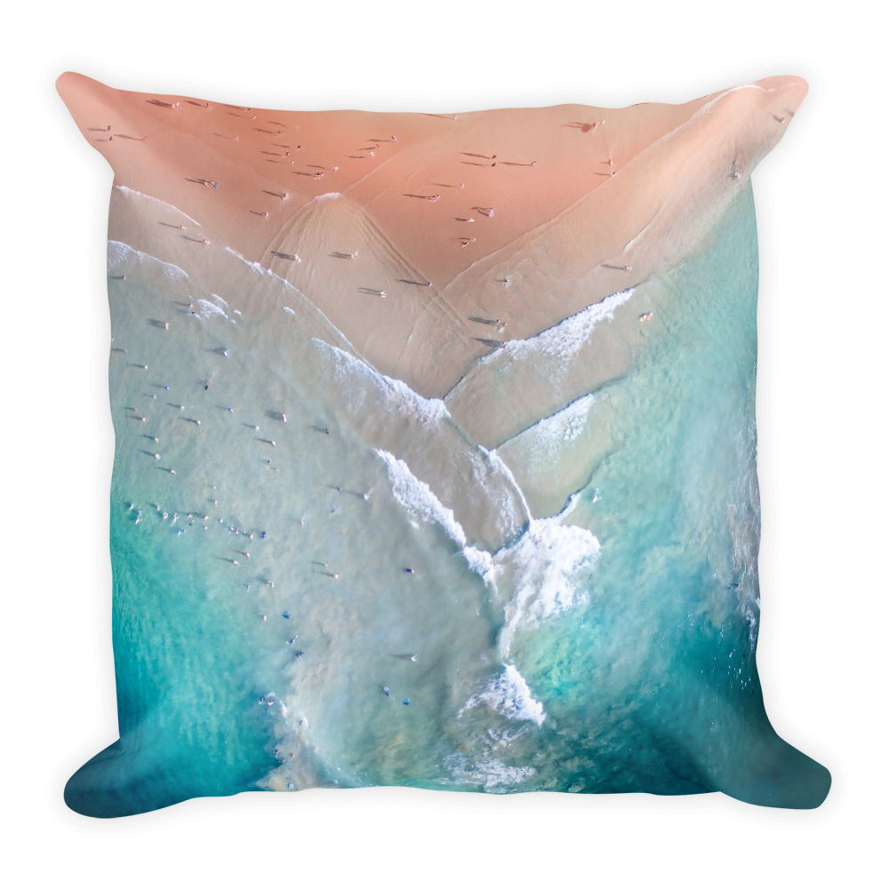 Freshwater Square Pillow