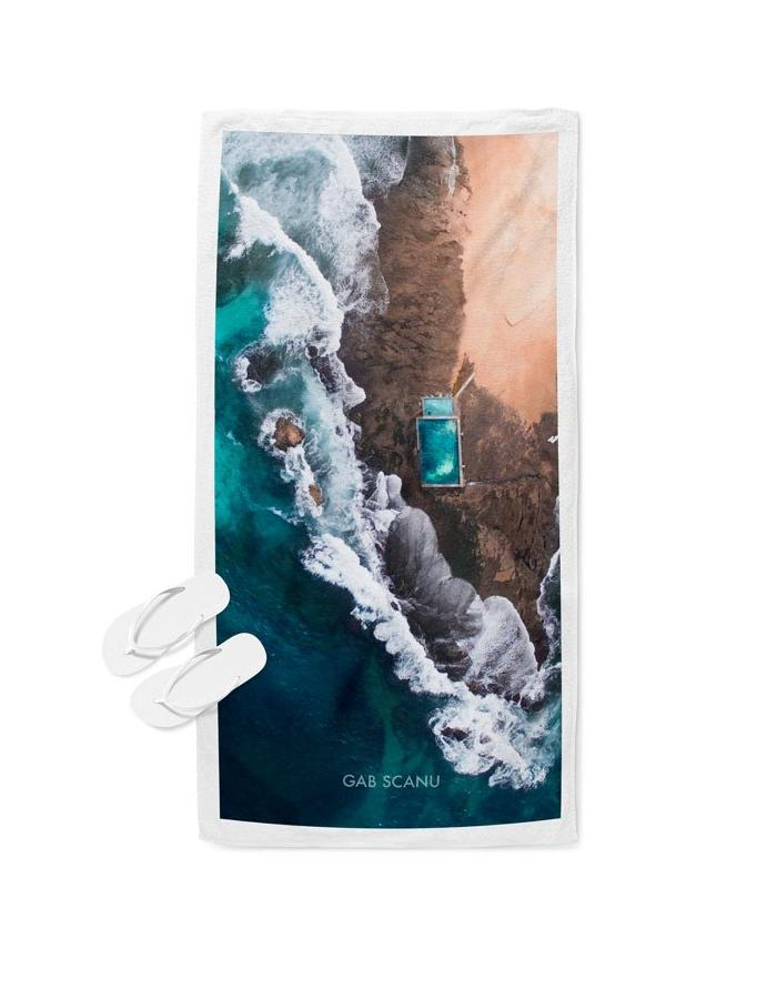 North Shore Beach Towel