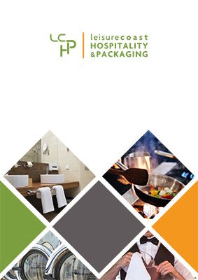 Leisure Coast Hospitality & Packaging Chemical Flyer