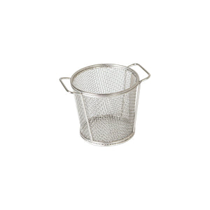 Food Presentation Service Basket Stainless Steel