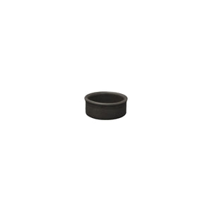 90915 Zuma Charcoal Condiment Dish 60x24mm / 45ml Leisure Coast Hospitality & Packaging