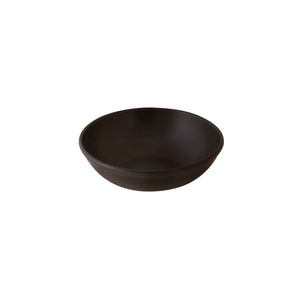 90950 Zuma Charcoal Round Bowl 195mm / 900ml Leisure Coast Hospitality & Packaging