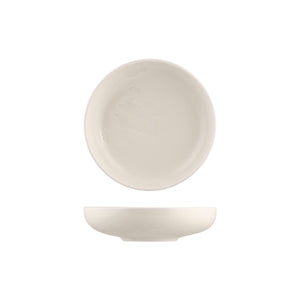 926557 Moda Porcelain Snow Round Share Bowl 192mm / 900ml Leisure Coast Hospitality and Packaging