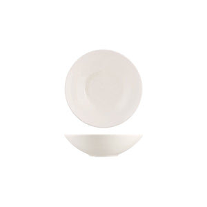 926578 Moda Porcelain Snow Round Deep Bowl 210mm / 845ml Leisure Coast Hospitality and Packaging