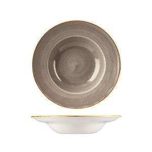 9975424-P Stonecast Peppercorn Grey Soup / Pasta Bowl 240mm / 284ml Leisure Coast Hospitality & Packaging