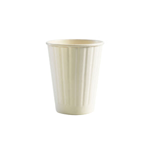 BIOPAK BIOCUP WHITE DOUBLE WALL COFFEE CUPS