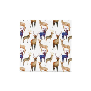 BW 60XM RDR Gift Wrap Christmas Reindeer Leisure Coast Hospitality & Packaging Supplies